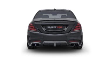 Brabus 700 rear