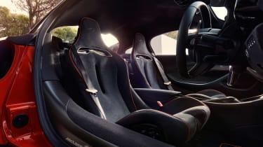 McLaren Artura - seats