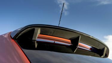 Renault Twingo GT - spoiler