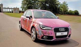 Audi A1 Damien Hirst