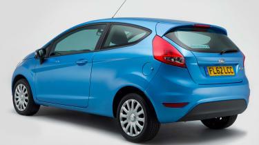 Ford Fiesta (used) - rear