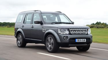 Best cars for under £20,000 - Land Rover Discovery