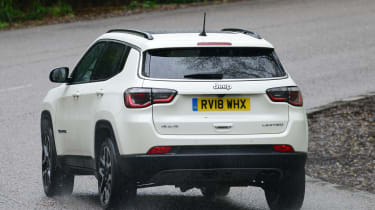 Jeep Compass - rear