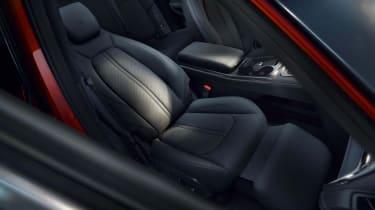 NIO ES6 - passenger seat