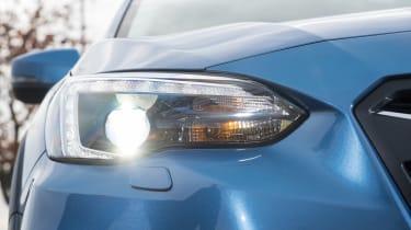 Subaru XV - front light