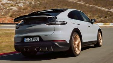 Porsche Cayenne Turbo GT - rear