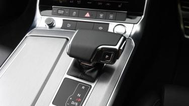 Audi A6 - transmission