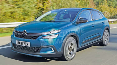 Citroen C4 - front (watermarked)