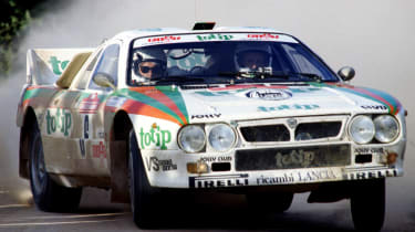 Best cars of the 80s: Lancia 037