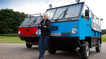 Global Vehicle Trust OX - Gordon Murray