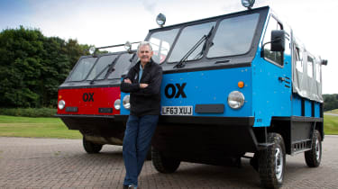 Global Vehicle Trust OX - Gordon Murray
