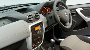 Used Dacia Duster - interior