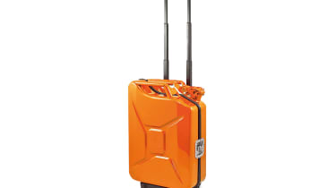 CarThrottle Jerrycan Carry-On Suitcase