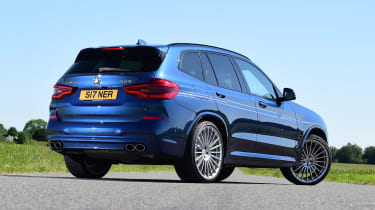 Alpina XD3 - rear static