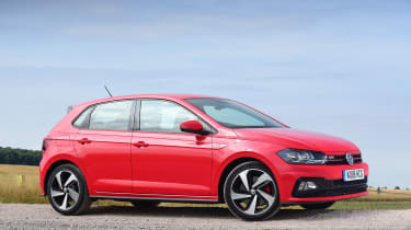 Volkswagen Polo GTI - front static