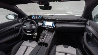 Peugeot 508 Hybrid - cabin