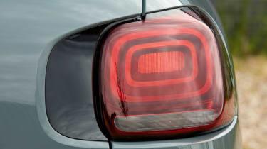Citroen C3 Aircross facelift - rear detail