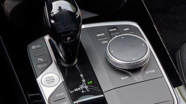 BMW 2 Series Gran Coupe - transmission