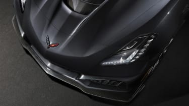Chevrolet Corvette ZR1 nose
