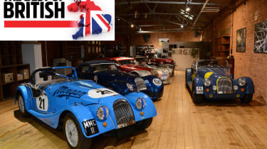Morgan factory - header