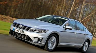Volkswagen Passat GTE- World Green Car of the Year nominee