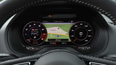Audi SQ2 - dials