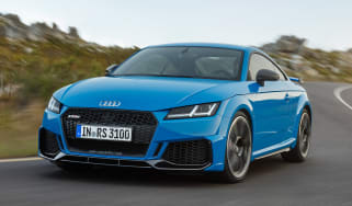 Audi TT RS Coupe - front