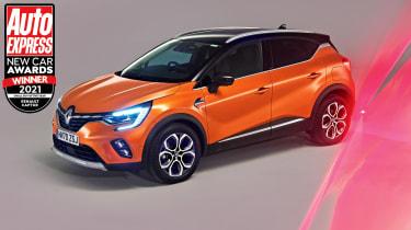 Renault Captur - New Car Awards 2021