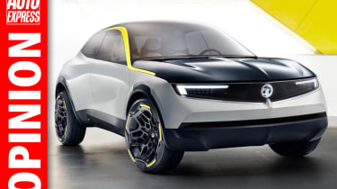 Opinion Vauxhall GT X Experimental
