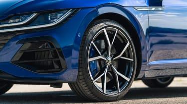 Volkswagen Arteon R Shooting Brake - wheel