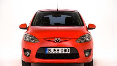 Used Mazda 2 - full front