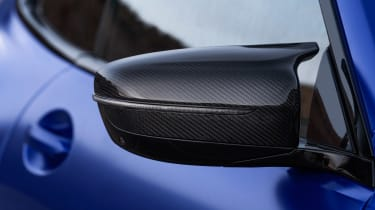 BMW M8 Competition - wing mirror