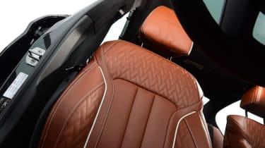 Alpina D5 S driver's seat