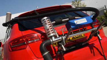 Emissions testing