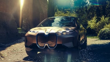 BMW Vision iNEXT concept - front