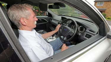 How to buy a used police car - bought a volvo interior