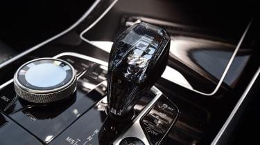 BMW X5 - transmission