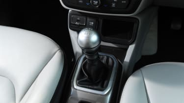 Jeep Renegade - gearbox