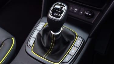 Hyundai Kona Diesel - transmission