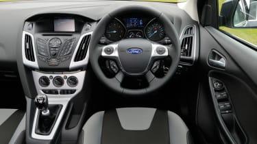 Ford Focus ECOnetic interior