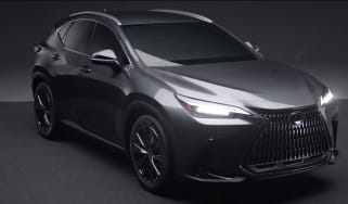 New Lexus NX leaked