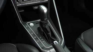 Volkswagen Polo - centre console