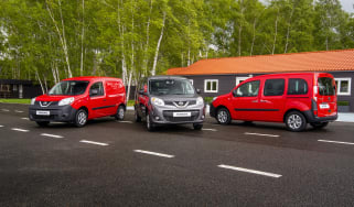 Nissan NV250 group