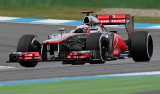 Jenson Button Q&A
