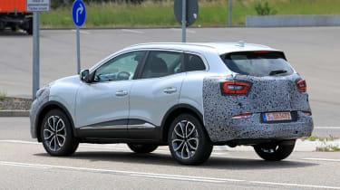 Renault Kadjar - spyshot 9