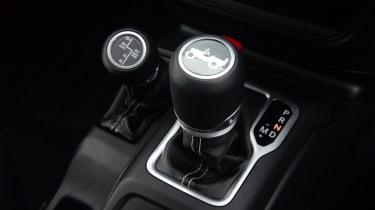 Jeep Wrangler gearbox