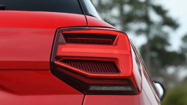 Audi SQ2 - rear light