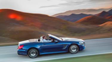 Mercedes SL facelift 2015 10