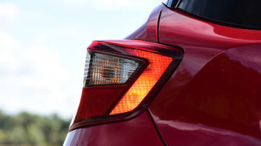 Nissan Micra - rear light
