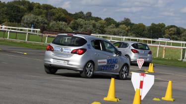 Kid Drivers - corsa tracking
